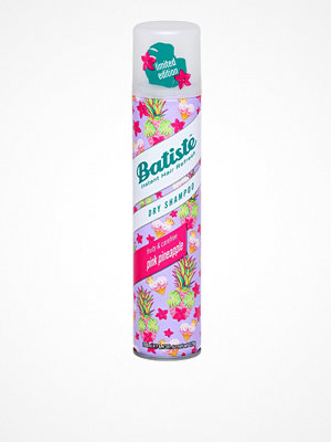 Hårprodukter - Batiste Pink Pineapple 200ml Transparent