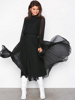 Polo Ralph Lauren Long Sleeve Casual Dress Black