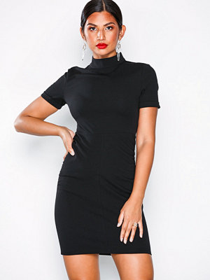 Jacqueline de Yong Jdylauren S/S Highneck Dress Jrs