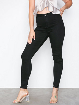 Missguided Skinny High Waisted Jeans