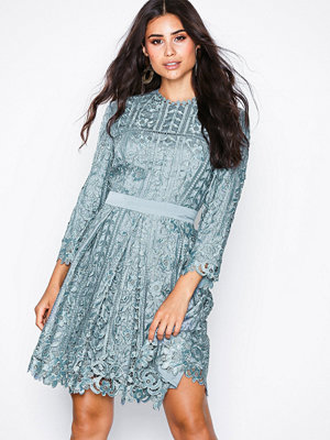 By Malina Ginger dress Blue