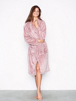 New Look Basic Long Robe Pink