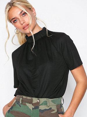 Vila Vifux S/S T-Shirt Svart