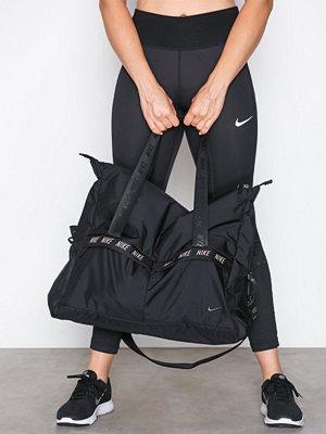 Sport & träningsväskor - Nike W Nk Legend Club - Gfx Svart/Rosa