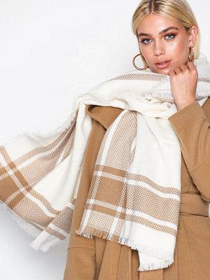 Lauren Ralph Lauren Plaid Blank Wrap