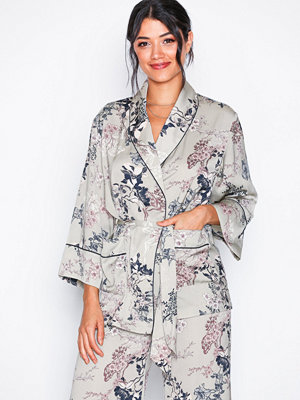Lindex Pyjama Jacket Dusty Mint