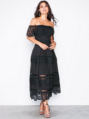 By Malina Othelia dress Black