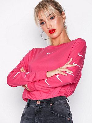 Nike NSW Swosh LS Top Watermelon