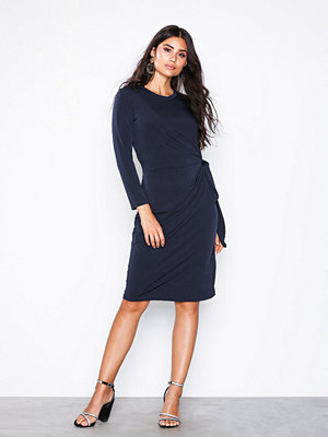 By Malina Darlene mini dress Dark Blue