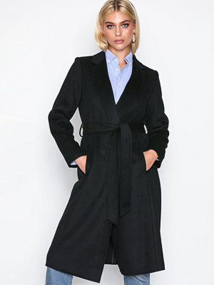 Lauren Ralph Lauren Df Wool Wrap-Coat