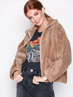 NLY Trend Cozy Teddy Jacket