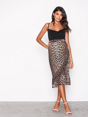 Sisters Point Givi Skirt Leopard