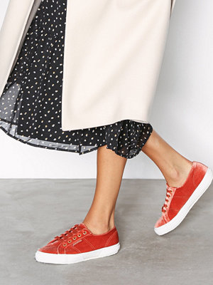 Superga 2750 Velvetchenillew Tabasco