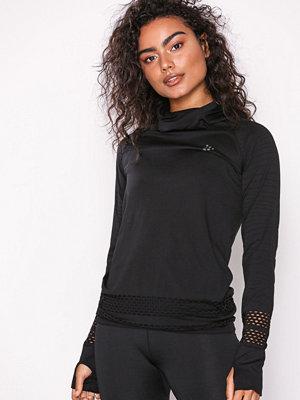 Sportkläder - Craft Core Fuseknit Hood Svart