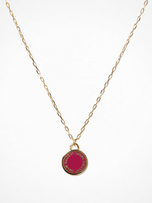Marc Jacobs halsband Pendant Magenta