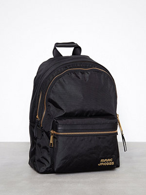 Marc Jacobs svart ryggsäck Large Backpack