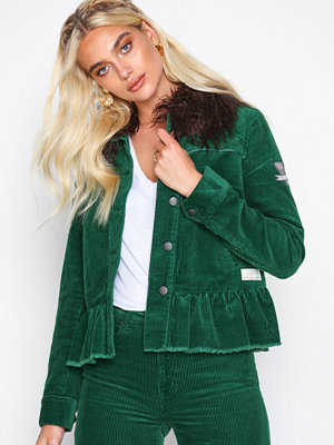 Jeansjackor - Odd Molly sincerely jacket Green