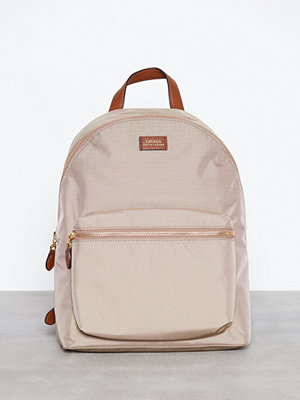 Lauren Ralph Lauren omönstrad ryggsäck Medium Backpack Clay