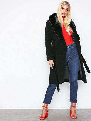 Lauren Ralph Lauren F Col Wl Wrp-Coat