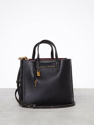 Handväskor - Marc Jacobs Mini Grind Black/Gold