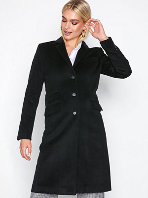 Morris Loren Coat Black
