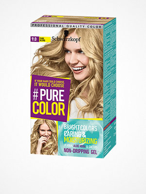 Hårprodukter - Schwarzkopf Pure Color 9.0 Pure Blond