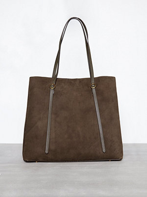 Polo Ralph Lauren Lennox Tote Large Olive