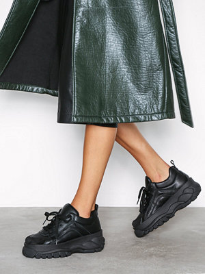 River Island Extra Sole Lace Up Black