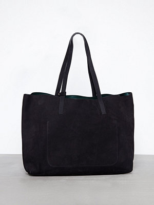 Handväskor - Filippa K Faye Tote Leather Bag Svart