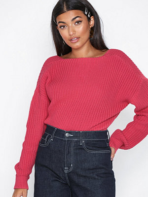 Glamorous Cosy Knit Coral