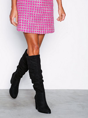 NLY Shoes Drop Knee High Boot