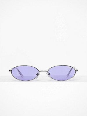 Quay Australia Clout Silver/Purple