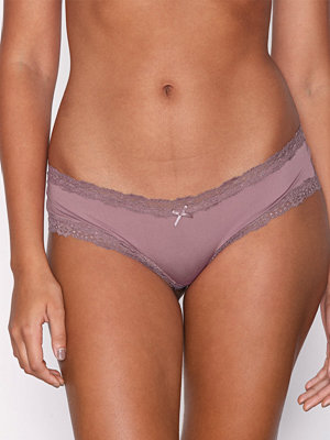 Topshop Microfibre Hipster Knickers Lilac