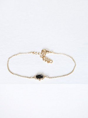 Lily and Rose armband Miss Bonnie bracelet Jet Black
