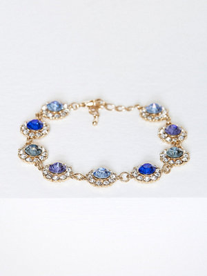 Lily and Rose armband Sofia Blue