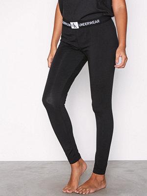 Pyjamas & myskläder - Calvin Klein Underwear Legging Svart