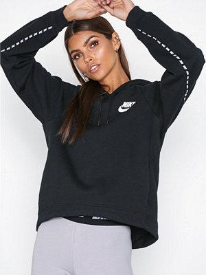 Street & luvtröjor - Nike NSW Hoodie Svart