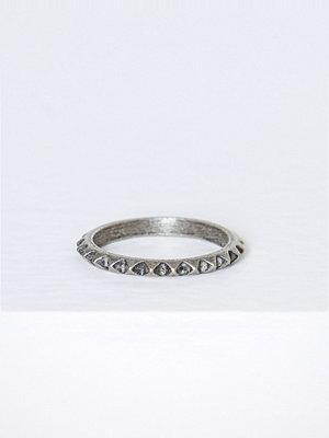 MOSS Copenhagen ring Ancona Silver