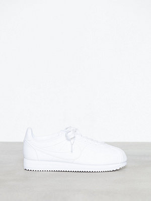 Nike Classic Cortez Leather Vit