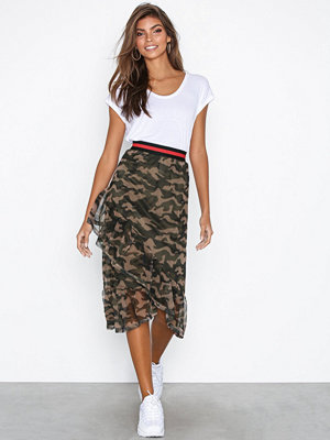 Sisters Point Vezzi Skirt Camouflage