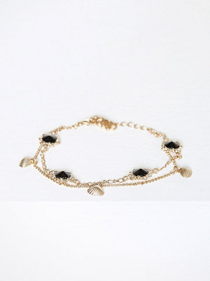 Lily and Rose armband Bonnie Jet Black
