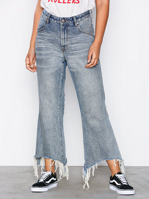 One Teaspoon Storm Boy Libertines High Waist Denim