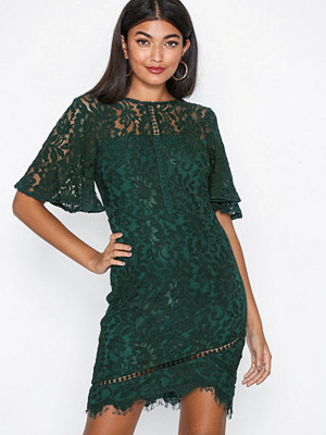 Festklänningar - Love Triangle Faithfull Day Dress Green