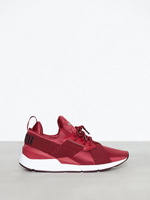 Puma Muse Satin Pomegranate