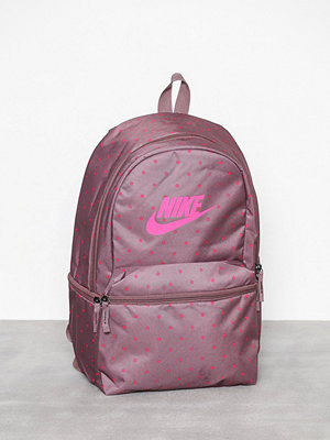 Nike prickig ryggsäck NSW Backpack Mauve