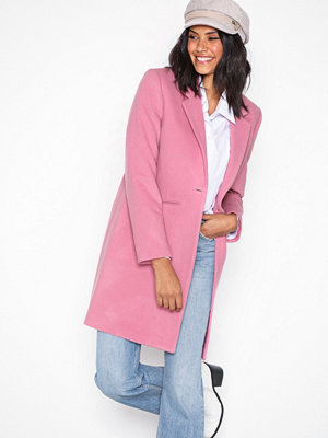 Gant G2. Classic Tailored Coat Pink