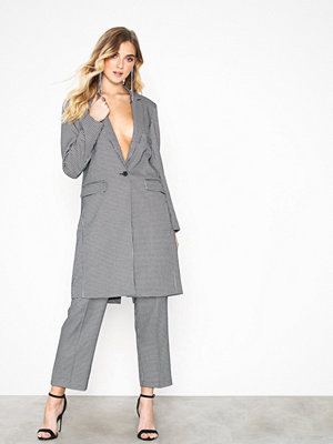 Selected Femme Slfholla Ls Long Blazer B
