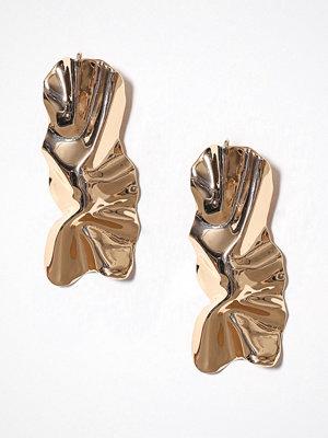 Glamorous örhängen Molten Earrings Gold