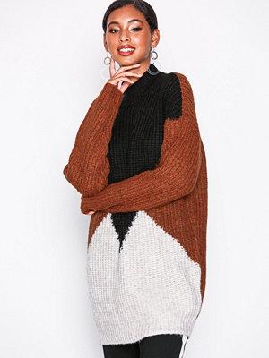 Y.a.s Yasovalli Oversize Knit Svart