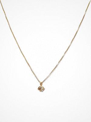 Caroline Svedbom halsband Classic Stud Necklace Golden